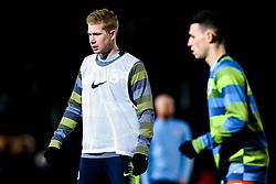 Kevin De Bruyne of Manchester City - Mandatory by-line: Robbie Stephenson/JMP - 23/01/2019 - FOOTBALL - Pirelli Stadium - Burton upon Trent, England - Burton Albion v Manchester City - Carabao Cup