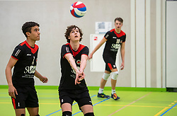 31-03-2019 NED: Final A Volleybaldirect Open, Koog aan de Zaan<br /> 16 teams of girls and boys D competed for the Dutch Open Championship / Taurus