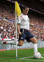 Photo: Paul Thomas.<br /> England v Andorra. European Championships 2008 Qualifying. 02/09/2006.<br /> <br /> Frank Lampard of England.