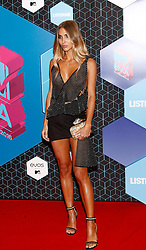 Ann-Kathrin Broemmel arriving at the 2016 MTV Europe Music Awards at the Ahoy Rotterdam on November 6 2016 in Rotterdam, Netherlands. EXPA Pictures &copy; 2016, PhotoCredit: EXPA/ Avalon/ Famous<br /> <br /> *****ATTENTION - for AUT, SLO, CRO, SRB, BIH, MAZ, SUI only*****