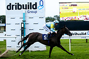 Zaula ridden by David Egan trained by Mick Channon in the Novice Stakes - Mandatory by-line: Robbie Stephenson/JMP - 27/08/2019 - PR - Bath Racecourse - Bath, England - Race Meeting at Bath Racecourse