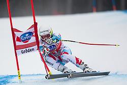 20.12.2013, Saslong, Groeden, ITA, FIS Ski Weltcup, Groeden, Abfahrt, Herren, SuperG, im Bild Moine Valentin Giraud (FRA) // Moine Valentin Giraud of France in action during mens Super-G of the Groeden FIS Ski Alpine World Cup at the Saslong Course in Gardena, Italy on 2012/12/20. EXPA Pictures © 2013, PhotoCredit: EXPA/ Johann Groder