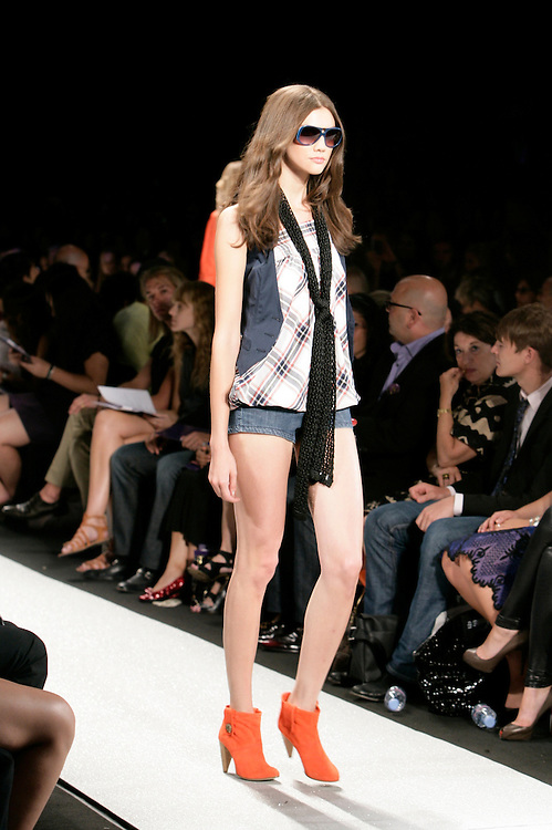 Miss Sixty<br /> Spring/Summer 2009 Collection<br /> Mercedes-Benz Fashion Week<br /> New York, NY Sept, 2008