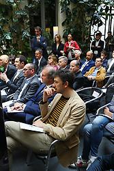 CONFERENZA LEGA VOLLEY FEMMINILE SQUADRE ITALIANE PROTAGONISTE IN EUROPA<br /> FOTO FILIPPO RUBIN / LVF