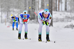 MESSINGER Nico Guide: KLAUSMANN LP, GER, B2 at the 2018 ParaNordic World Cup Vuokatti in Finland