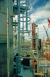Construction Engineers, Operators, Workers, Chemical Plant, Power Plants