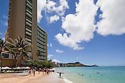 Sheraton Waikiki, Waikiki, Honoululu, Oahu, Hawaii