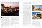 "TEARSHEET: ""Old Dubai"" by Heimo Aga, BEYOND Magazine."