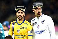 Roberto Soriano, Emiliano Viviano Sampdoria<br /> Milano 20-02-2016 Stadio Giuseppe Meazza - Football Calcio Serie A Inter - Sampdoria. Foto Imagesport / Insidefoto