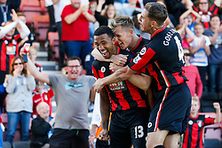 Goal, Bournemouth's Callum Wilson scores, Bournemouth 1-0 Sunderland - Mandatory by-line: Jason Brown/JMP - Mobile 07966 386802 19/09/2015 - SPORT - FOOTBALL - Bournemouth, Vitality Stadium - AFC Bournemouth v Sunderland - Barclays Premier League