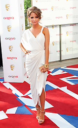 Millie Mackintosh arriving at the British Academy Television Awards in London on Sunday, May 27th 2012.  Photo by: Stephen Lock / i-Images