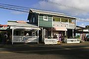 Ching Young Store, Hanalei, Kauai<br />