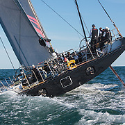 2016 Newport to Bermuda Start