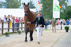 Harwood Louise, (GBR), Whitson<br /> First Horse Inspection <br /> CCI4* Luhmuhlen 2016 <br /> © Hippo Foto - Jon Stroud