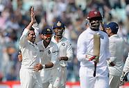 Cricket - India v West Indies 1st Test Day 1 Kolkata