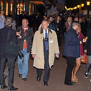 NLD/Amsterdam/20150926 - Afsluiting viering 200 jaar Koninkrijk der Nederlanden, politieagent Rob van Veen