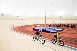Slovenian National Championship 2019 in velodrome, on April 9th, 2019 in Cesca vas, Novo mesto, Slovenia. Photo by Vid Ponikvar / Sportida