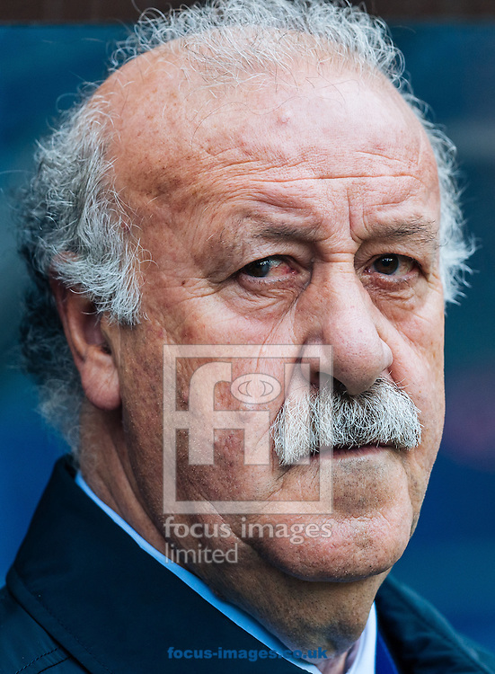 Vicente del Bosque, head coach of Spain during the International Friendly match at Red Bull Arena, Salzburg<br /> Picture by EXPA Pictures/Focus Images Ltd 07814482222<br /> 01/06/2016<br /> ***UK &amp; IRELAND ONLY***<br /> (filename}