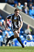Notts County midfielder Matty Virtue (6) during the EFL Sky Bet League 2 match between Chesterfield and Notts County at the b2net stadium, Chesterfield, England on 25 March 2018. Picture by Jon Hobley.