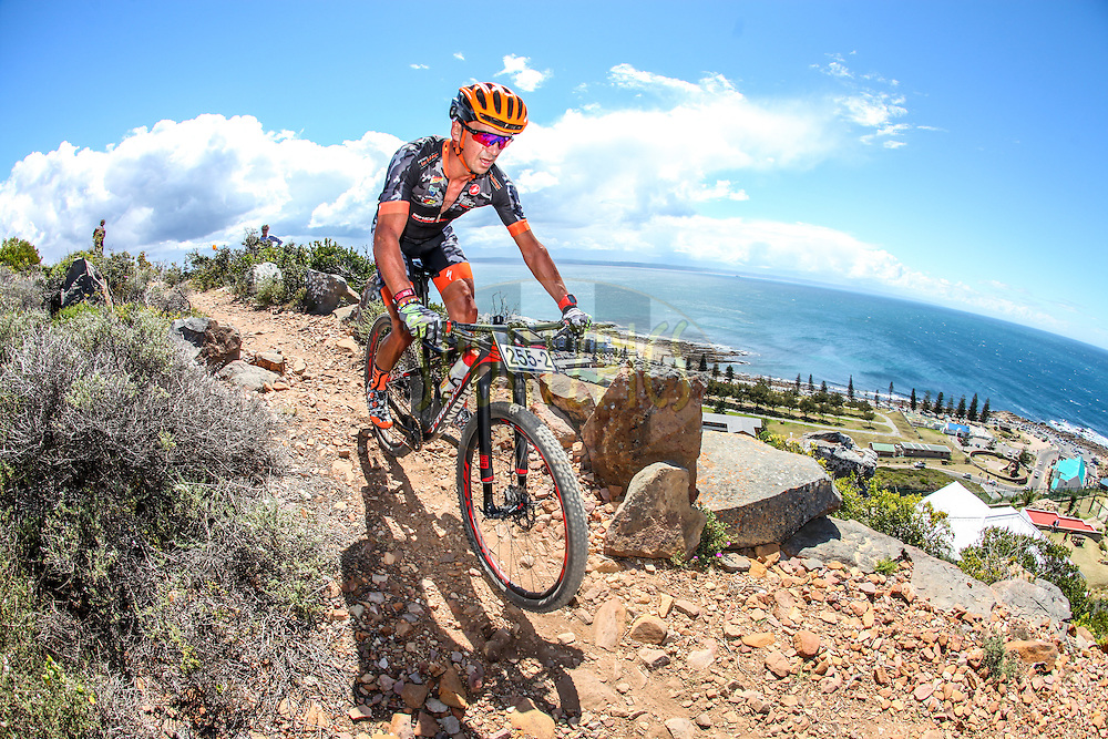 Luc Bellings of Belgium in action during the Point Pursuit prologue of the Cape Pioneer Trek, which started on 16 October 2016.<br /> <br /> <br /> Photo by: Oakpics/ Cape Pioneer Trek / SPORTZPICS<br /> <br /> <br /> {dem16gst}