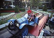 Dutch Wonderland Vintage Car Ride, Lancaster, PA