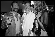 MAT COLLISHAW; POLLY MORGAN; KIM HERSOV, The Neo Romantic Art Gala in aid of the NSPCC. Masterpiece. Chelsea. London.  30 June 2015