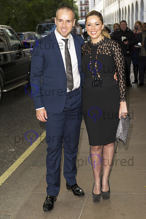 Claire Sweeney, Children In Need - gala lunch, The Savoy Hotel, London UK, 27 October 2013, Photo by Raimondas Kazenas