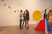SHANAY JHAVERI; JESSIE CHANEY; EROLA FARRE; , Pilar Ordovas hosts a Summer Party in celebration of Calder in India, Ordovas, 25 Savile Row, London 20 June 2012