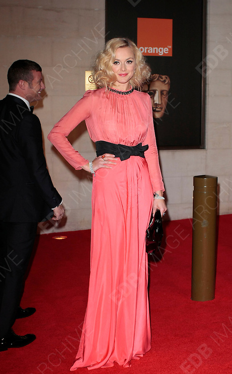12.FEBRUARY.2012. LONDON<br /> <br /> FEARNE COTTON ATTENDS THE ORANGE BRITISH ACADEMY FILM AWARDS AFTER PARTY AT THE GROSVENOR HOUSE HOTEL IN LONDON<br /> <br /> BYLINE: EDBIMAGEARCHIVE.COM<br /> <br /> *THIS IMAGE IS STRICTLY FOR UK NEWSPAPERS AND MAGAZINES ONLY*<br /> *FOR WORLD WIDE SALES AND WEB USE PLEASE CONTACT EDBIMAGEARCHIVE - 0208 954 5968*