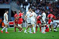 Joie Toulouse - 28.03.2015 - Toulon / Toulouse - 21eme journee de Top 14<br />Photo : Andre Delon / Icon Sport