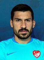 Uefa - World Cup Fifa Russia 2018 Qualifier / <br /> Turkey National Team - Preview Set - <br /> Sener Ozbayraklı