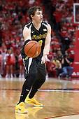 Evan Wessel Wichita State Shockers Mens Basketball photos