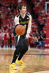 Evan Wessel Wichita State Shockers Mens Basketball photos