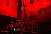 Stephen O'Malley (US) + Tim Hecker (CA), A/Visions 4, The Organ Drop, Église Saint-James, Montreal,2 juin 2012.
