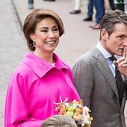 NLD/Amersfoort/20190427 - Koningsdag Amersfoort 2019, Prins Maurits en Prinses Marilene