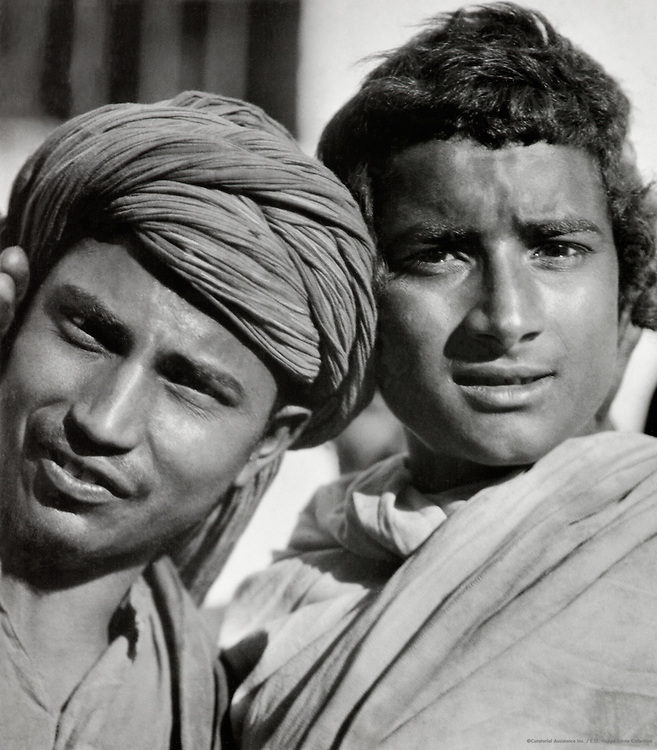 Caravan Types, Peshawar, India, 1929