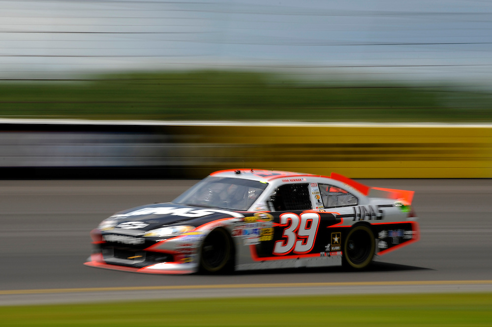 8-10 June, 2012, Long Pond, Pennsylvania USA.Ryan Newman.(c)2012, Scott R LePage.LAT Photo USA