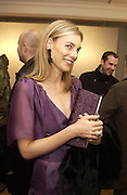 Kim Hersov. Rachel Whiteread, Haunch of Venison opening party. 28 October 2002. © Copyright Photograph by Dafydd Jones 66 Stockwell Park Rd. London SW9 0DA Tel 020 7733 0108 www.dafjones.com