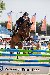 Houwen Kristian (NED) - Cidane<br /> KWPN Paardendagen - Ermelo 2012<br /> © Dirk Caremans