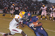 Northwest Community College vs. Pearl River Community College in football action in Senatobia, Miss. on Thursday, September 2, 2010.