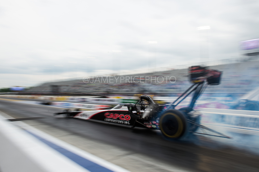 April 22-24, 2016: NHRA 4 Wide Nationals, Charlotte NC.