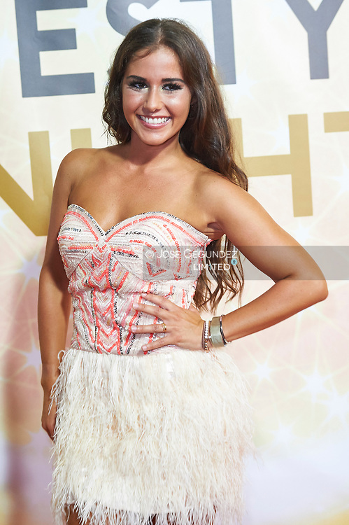 Sarah Lombardi attends the Remus Lifestyle Night 2017 on August 3, 2017 in Palma de Mallorca, Spain.