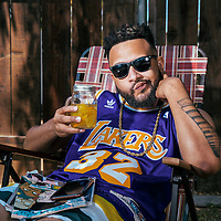 Curtiss King, Curtissking, curtisskingbeats, jason tidwell, jasontidwell, jxtxfoto, rapper, lakers,