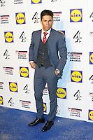 Joey Essex, British Comedy Awards, Fountain Studios, London UK, 16 December 2014, Photo by Richard Goldschmidt