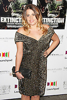 Lady Nadia Essex, Extinction: Jurassic Predators - UK Film Premiere, Prince Charles Cinema, London UK, 25 February 2015, Photo By Brett D. Cove