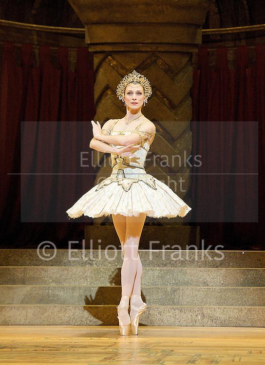 Raymonda Act III<br /> The Royal Ballet at The Royal Opera House, Covent Garden, London, Great Britain <br /> General rehearsal <br /> 20th December 2012 <br /> <br /> Raymonda Act III<br /> as part of a triple bill<br /> <br /> Choreography by Rudolph Nureyev after Marius Petipa<br /> Music by Alexander Glazunov<br /> <br /> Zenaida Yanowsky as Raymonda<br /> <br /> Nehemiah Kish as Jean de Brienne<br /> <br /> Hikaru Kobayashi - variation 1<br /> <br /> Yuhui Choe - variation 2<br /> <br /> Itziar Mendizabal - variation 3<br /> <br /> Fumi Kaneko, Emma Maguire, Yasmine Nagdhi - pas de trois<br /> <br /> Alexander Campbell<br /> Valeri Hristov<br /> Kenta Kura<br /> Dawid Trzensimiech<br /> pas de quatre<br /> <br /> Helen Crawford - variation 4<br /> <br /> Nehemiah Kish - variation 5<br /> <br /> Zenaida Yanowsky - variation 6 <br /> <br /> <br /> <br /> Photograph by Elliott Franks