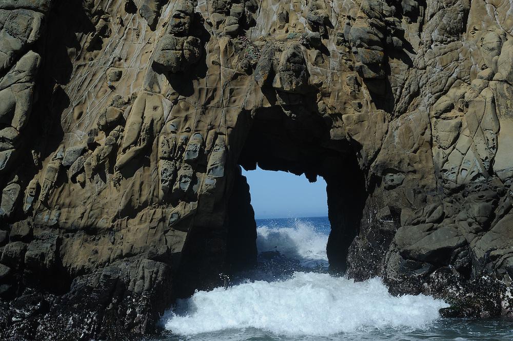 Pfeifer Big Sur State Park, Big Sur, California