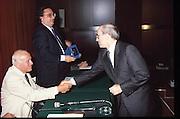 Scudetti 1987. Le premiazioni a Milano<br /> dan peterson