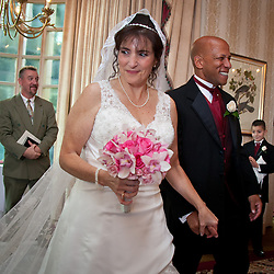 The wedding of Susan Dietz and Evan Saunders on Sunday October 10, 2010. (Christina Paolucci, photographer)