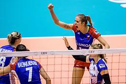 23-08-2017 NED: World Qualifications Czech Republic - Bulgaria, Rotterdam<br /> Helena Havelkova #16 of Czech Republic